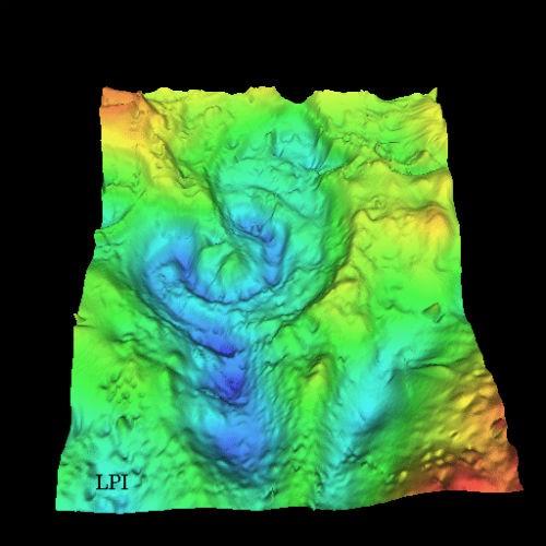10 hố thiên thạch 'đại khổng lồ' trên Trái đất - anh 4