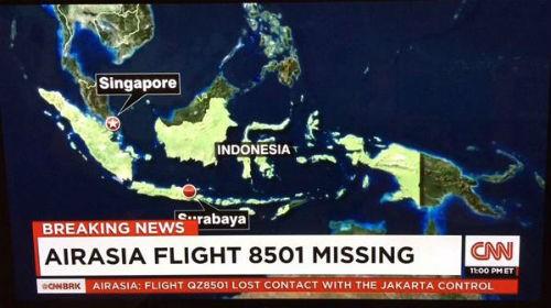 Chùm ảnh: Toàn cảnh vụ máy bay AirAsia QZ8501 mất tích - anh 22
