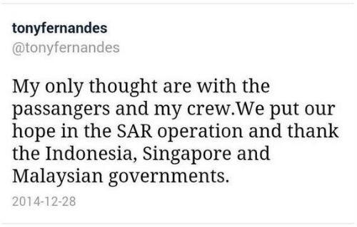 Chùm ảnh: Toàn cảnh vụ máy bay AirAsia QZ8501 mất tích - anh 21