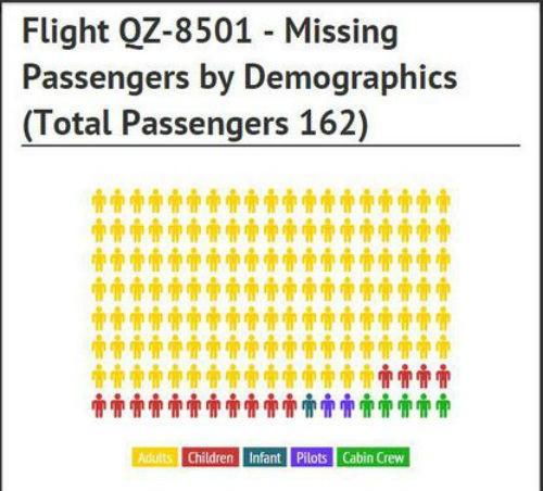 Chùm ảnh: Toàn cảnh vụ máy bay AirAsia QZ8501 mất tích - anh 14