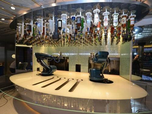 Khám phá bên trong siêu du thuyền xa xỉ nhất thế giới - anh 8