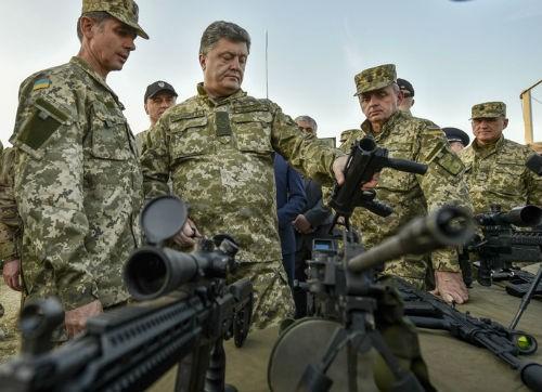 Ukraine chuẩn bị vũ khí chiến tranh bất chấp các nỗ lực đàm phán hòa bình - anh 3