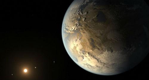 Phát hiện hành tinh giống Trái đất nhất từ trước tới nay ngoài Hệ Mặt trời - anh 5