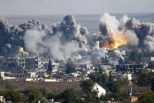 Mỹ đập tan chiến thuật mới của IS bằng loạt bom thông minh nhiều chưa từng thấy - anh 4