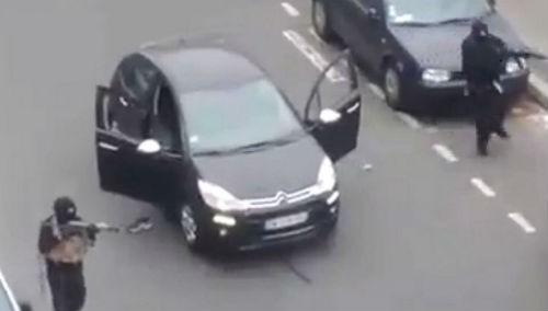 Vụ xả súng tại Pháp: Cái kết xứng đáng cho những kẻ khủng bố liều mạng - anh 2