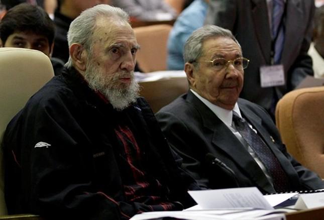 Cuba lên tiếng bác tin đồn lãnh tụ Fidel Castro từ trần - anh 1