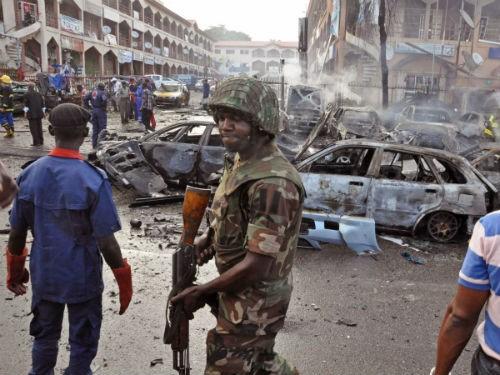 Khủng bố Boko Haram thảm sát làng mạc, khiến 2.000 người chết, 10.000 người ly tán - anh 3