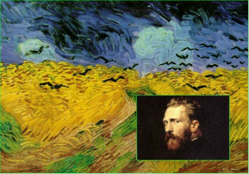 Bí mật cuộc đời đầy bi kịch của thiên tài hội họa Van Gogh - anh 1