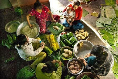 Hồn Tết Việt đang lan tỏa khắp thế giới - anh 2