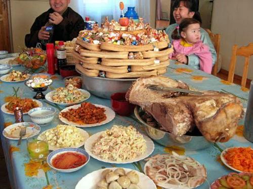 Những quốc gia đón Tết Nguyên Đán giống Việt Nam - anh 11