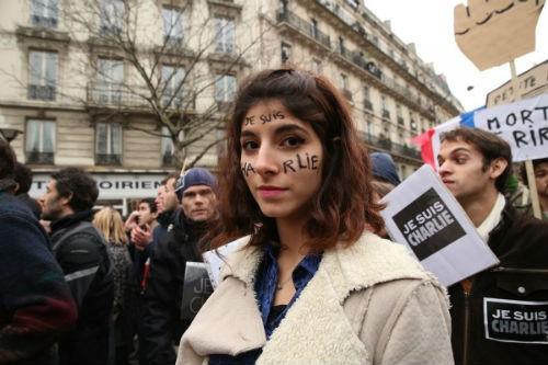 44 nhà lãnh đạo cấp cao về Paris tưởng niệm nạn nhân vụ xả súng tại Pháp - anh 7