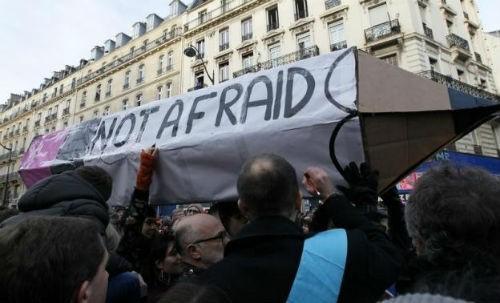 44 nhà lãnh đạo cấp cao về Paris tưởng niệm nạn nhân vụ xả súng tại Pháp - anh 12