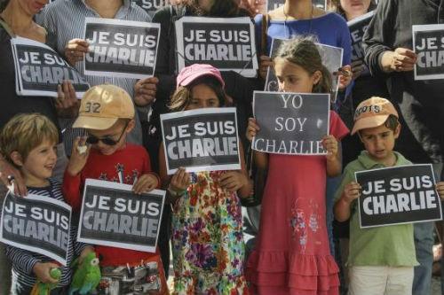 44 nhà lãnh đạo cấp cao về Paris tưởng niệm nạn nhân vụ xả súng tại Pháp - anh 14