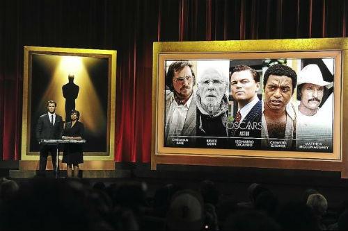 Những giải thưởng điện ảnh danh giá nhất thế giới - anh 2