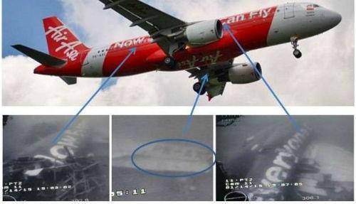 Đã tìm thấy phần thân máy bay AirAsia QZ8501; Người nhà nạn nhân thêm hi vọng mang thi thể người thân về - anh 2