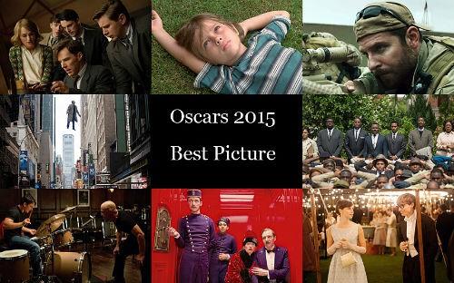 Công bố danh sách đề cử giải Oscar 2015 - anh 4