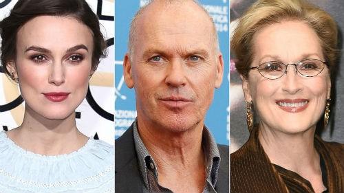 Công bố danh sách đề cử giải Oscar 2015 - anh 2