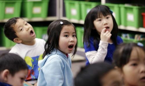 Trường Mỹ chọn tiếng Việt là ngôn ngữ thứ hai để giảng dạy - anh 1