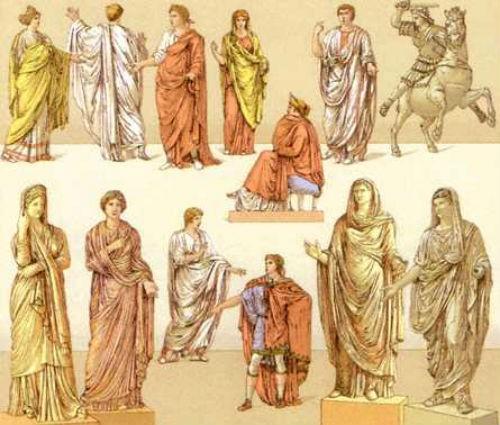 Khám phá bí mật cuộc sống thành Rome thời cổ đại - anh 3