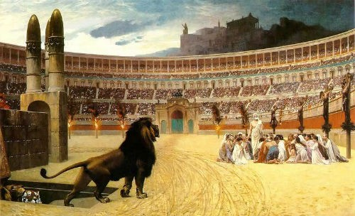 Khám phá bí mật cuộc sống thành Rome thời cổ đại - anh 2