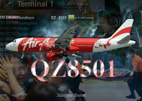 'Máy bay AirAsia QZ8501 đã tăng tốc nhanh bất thường trước khi rơi' - anh 1
