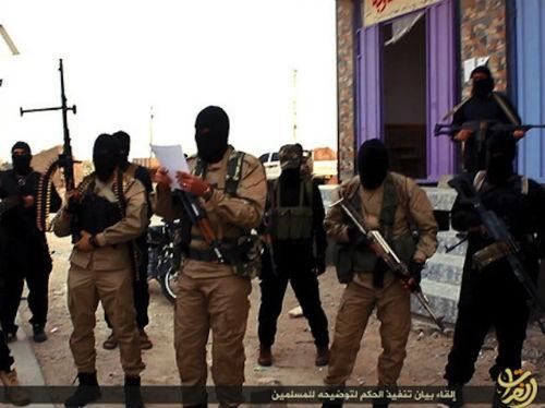Khủng bố IS và những tội ác không thể dung thứ - anh 1