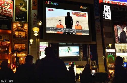Sự sống còn 2 con tin Nhật và đối sách của chính phủ Nhật Bản - anh 1