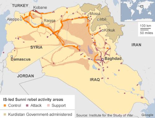 21 nước liên minh họp tại Anh, thề diệt IS tận cùng - anh 2