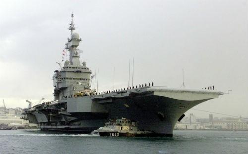 Top 10 hàng không mẫu hạm và tàu khu trục 'đáng sợ' nhất thế giới - anh 7