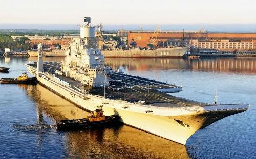 Top 10 hàng không mẫu hạm và tàu khu trục 'đáng sợ' nhất thế giới - anh 6