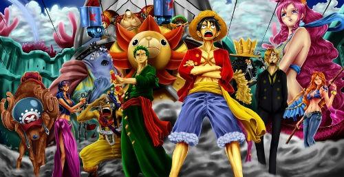 [One Piece] Những hình ảnh đẹp nhất của Monkey D. Luffy - anh 18