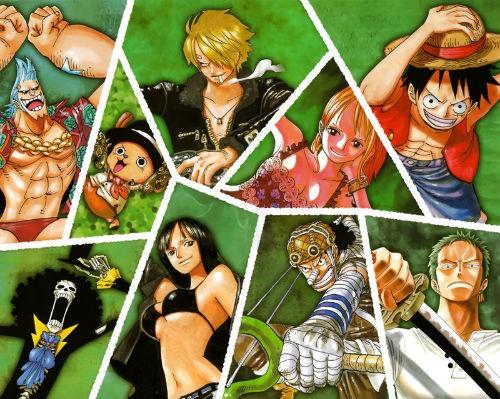 [One Piece] Những hình ảnh đẹp nhất của Monkey D. Luffy - anh 9