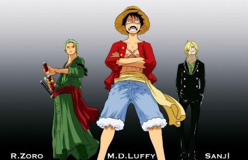 [One Piece] Những hình ảnh đẹp nhất của Monkey D. Luffy - anh 11