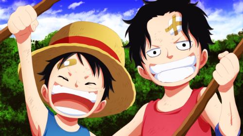[One Piece] Những hình ảnh đẹp nhất của Monkey D. Luffy - anh 1