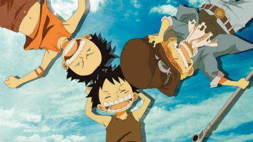 [One Piece] Những hình ảnh đẹp nhất của Monkey D. Luffy - anh 4