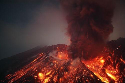 10 siêu núi lửa còn hoạt động mạnh nhất trên Trái Đất (Kỳ 1) - anh 7