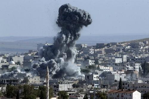 Khủng bố IS bị đánh bay khỏi Kobani sau hơn 3 tháng chiếm đóng - anh 4