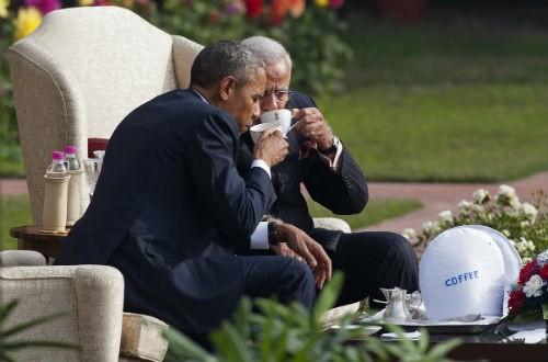 Toàn cảnh Tổng thống Obama trong chuyến thăm Ấn Độ 3 ngày - anh 13