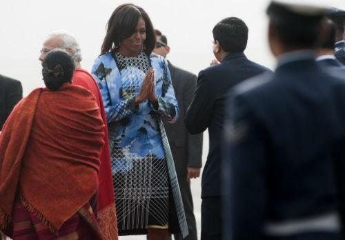 Toàn cảnh Tổng thống Obama trong chuyến thăm Ấn Độ 3 ngày - anh 6