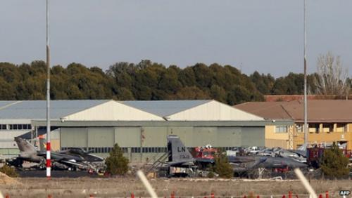 Máy bay quân sự NATO rơi, 31 người thương vong - anh 3