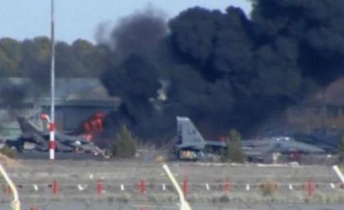 Máy bay quân sự NATO rơi, 31 người thương vong - anh 4