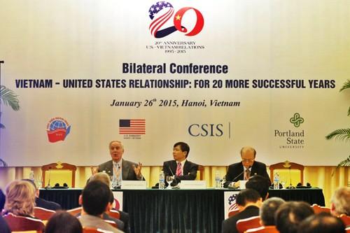 Quan hệ Việt - Mỹ và chặng đường bền chặt hơn trong 20 năm tới - anh 1