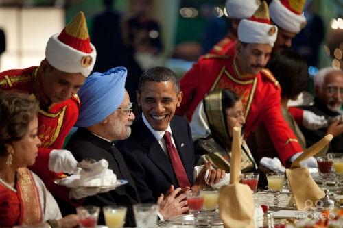 Toàn cảnh Tổng thống Obama trong chuyến thăm Ấn Độ 3 ngày - anh 18