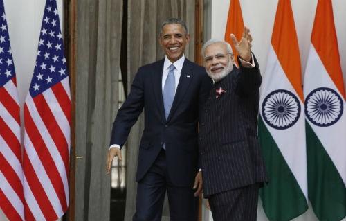 Toàn cảnh Tổng thống Obama trong chuyến thăm Ấn Độ 3 ngày - anh 11