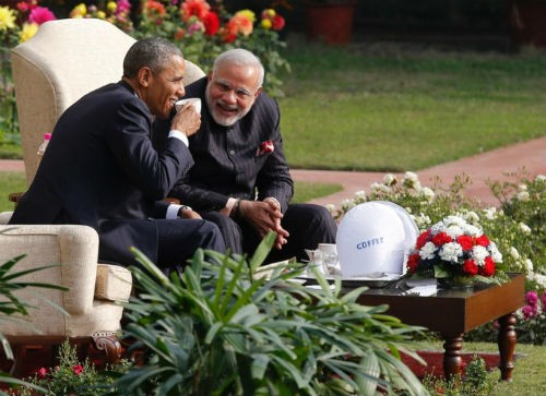 Toàn cảnh Tổng thống Obama trong chuyến thăm Ấn Độ 3 ngày - anh 14
