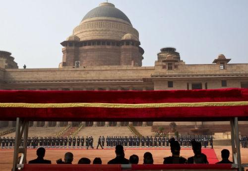Toàn cảnh Tổng thống Obama trong chuyến thăm Ấn Độ 3 ngày - anh 9