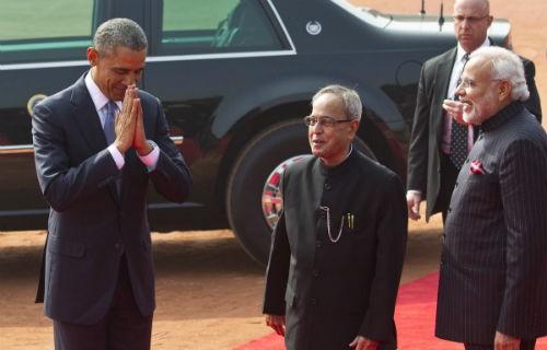 Toàn cảnh Tổng thống Obama trong chuyến thăm Ấn Độ 3 ngày - anh 5