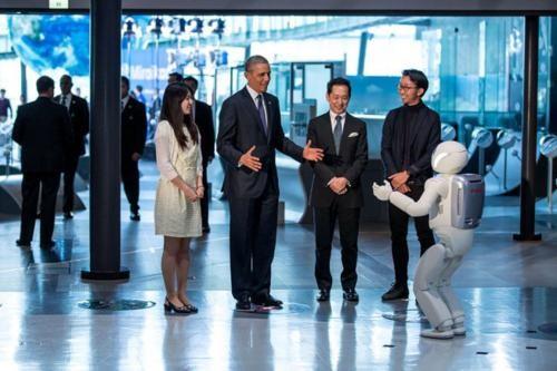 Những hình ảnh rất-đời-thường của Tổng thống Barack Obama - anh 17