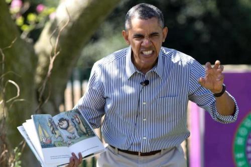 Những hình ảnh rất-đời-thường của Tổng thống Barack Obama - anh 18
