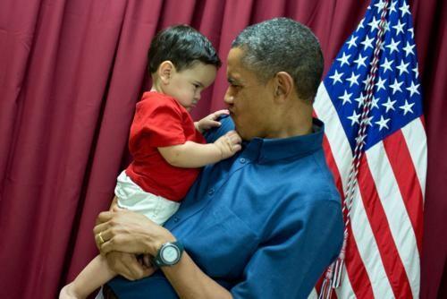 Những hình ảnh rất-đời-thường của Tổng thống Barack Obama - anh 20